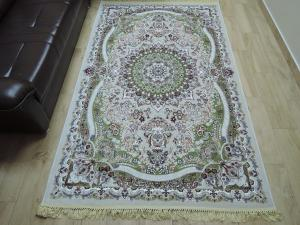 FARSI 1400A_GREEN/CREAM